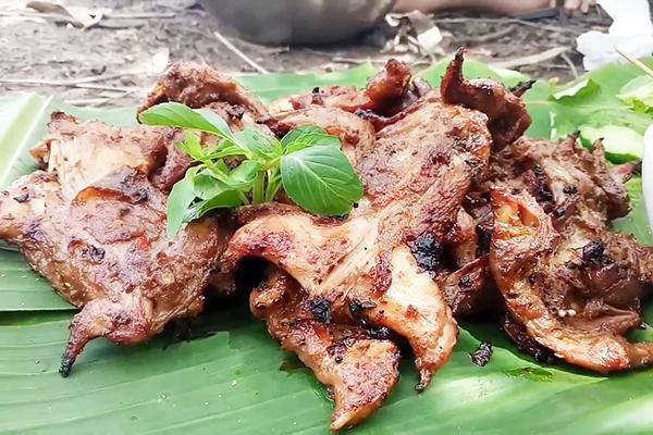 Thịt chuột đồng
