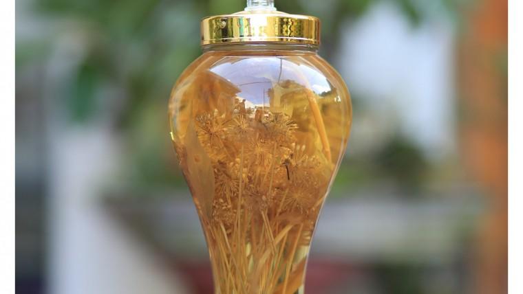 rượu hoa Sâm Ngọc Linh